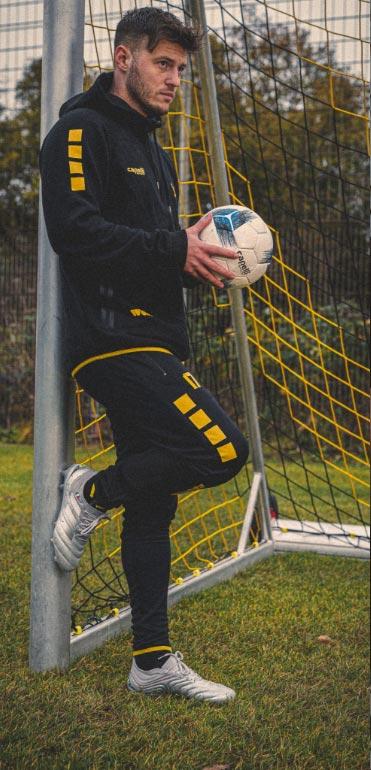 Trainingsanzug Fußball