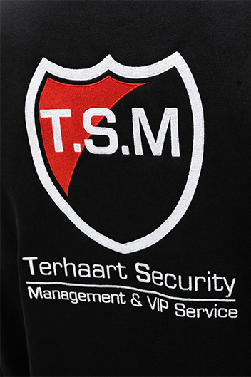 Terhaart Security Management & VIP Service Logo
