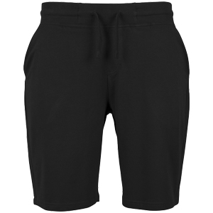 Cotton Shorts Baumwolle Schwarz Black