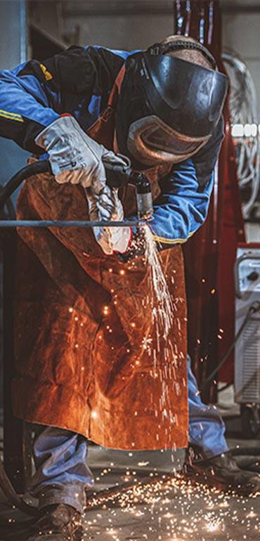 Arbeitskleidung Schweißerkleidung Workwear Hitze